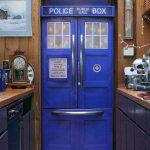 I Want This TARDIS Refrigerator! [pic]