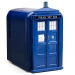 TARDIS Mini-Fridge [pics]