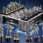 The Ultimate Batman Chess Set [pic]