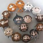 Spectacular Hobbit Cupcakes [pic]
