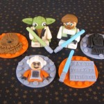 Charming LEGO Star Wars Cupcake Toppers [pic]
