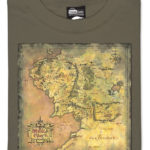 Map of Middle Earth T-Shirt for $20 [pic]