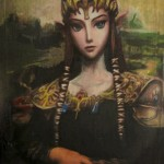 The Mona Zelda is Much Cooler Than the Mona Lisa [pic]