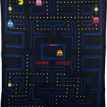 This Pac-Man Fleece Blanket is Only $10! [pic]