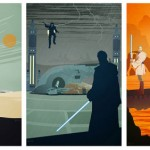 Limited Edition Star Wars Prequel Trilogy Poster Set [pic]