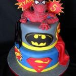 Spectacular Superhero Cake [pic]