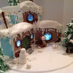 This Winter Themed Hobbit Cake is Spectacular! [pics]