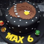 This Angry Birds Star Wars Cake is Fantastic! [pic]