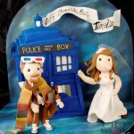 This Doctor Who Proposal Cake is Epic! [pic]