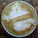 Ghostbusters Latte Art [pic]
