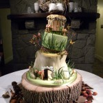 This Hobbit Inspired Wedding Cake is Spectacular! [pic]