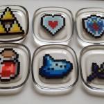 Legend of Zelda Drink Coasters [pic]