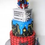 This Spider-Man Birthday Cake is Amazing! [pic]