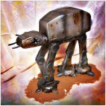 Awesome Star Wars AT-AT cake [pic]