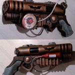 Steampunk Batman NERF Blaster Pistol [pic]