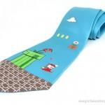 Super Mario Bros Necktie [pic]