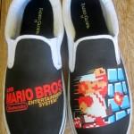 Custom Super Mario Bros Canvas Shoes [pic]
