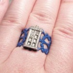 Doctor Who TARDIS Ring [pic]