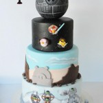 The Force Was Definitely Used to Make This Angry Birds Star Wars Cake [pic]