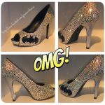 These Batman Heels are the Ultimate Bling [pics]