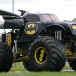 The Batmobile Monster Truck [pic]