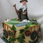 This Gandalf on a Hobbit Hole Birthday Cake is Magical [pic]
