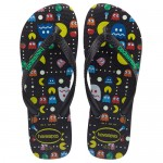 Pac-Man Thongs Will Look Great on Any Gamer's Feet [pics]