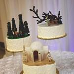 Star Wars Scenes Reproduced In Cake [pic]
