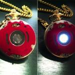 Steampunk Iron Man Pocket Watch [pic]