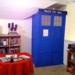 This TARDIS Actually Is Bigger on the Inside [pics]
