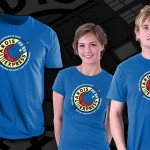 TARDIS Express Ship Shirt On Sale for $10 Today Only! [pic]