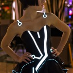 This TRON Prom Dress is Spectacular! [pic]
