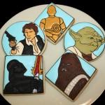Stellar Star Wars Sugar Cookies [pic]
