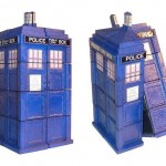 A TARDIS Rubik's Cube for Puzzle Solving Whovians