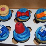 Cute Doctor Who Cupcakes [pic]