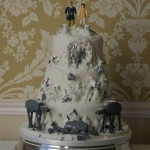 Star Wars Battle of Hoth Wedding Cake [pic]