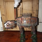 This Steampunk Star Wars AT-AT is Incredible [pic]