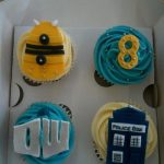 Delightful Doctor Who Cupcakes [pic]