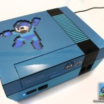Incredible Mega Man NES Console Mod [pics]