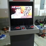 I Want This Nintendo Themed Arcade Cabinet! [pic]