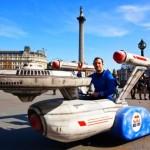 Star Trek Enterprise Soapbox Racer [pic]