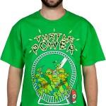 Teenage Mutant Ninja Turtles Turtle Power T-Shirt
