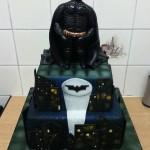 This Batman Cake is Incredible