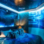 The Ultimate Star Trek Hotel Room