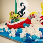 This Legend of Zelda Wind Waker Cake Will Blow Your Mind!