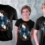 This Fantastic Captain Jack of Hearts Tee is Just $11 Today Only!