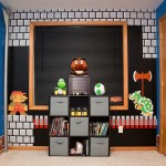 Incredible Super Mario Bros Themed Room