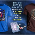 Two Incredible Doctor Who Tees Just $11 Today Only!
