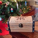 This Legend of Zelda Engagement Ring Treasure Chest is Awesome!