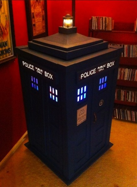 Doctor Who TARDIS Jukebox